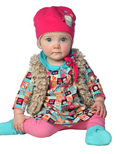 Zutano Unisex Baby Newborn Cozie Fleece Bootie Baby