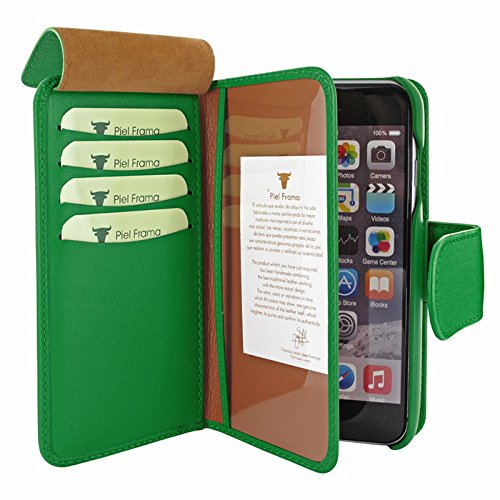 Piel Frama U7 64DG Etui pour iPhone 7 Vert