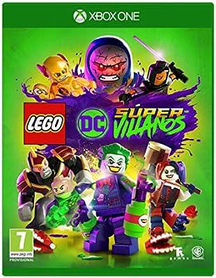 Lego DC Super-Villans Xbox One, Edición Estándar: Amazon.es ...