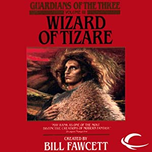 Wizard of Tizare Audiobook