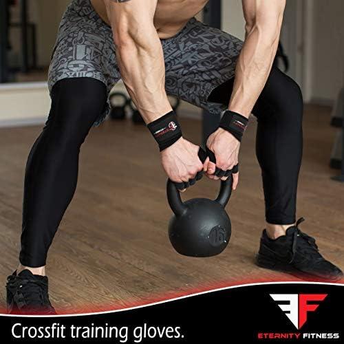 Guantes de entrenamiento Eternity Fitness para levantamiento de ...