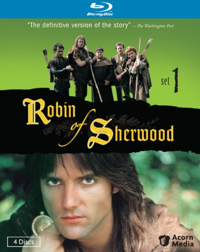 ROBIN OF SHERWOOD, SET 1 -