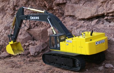 Vario John Deere Excavator 850 Kit