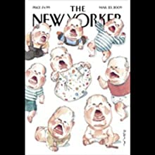 The New Yorker, March 23rd, 2009 (Ron Chernow, Jeffrey Toobin, John McPhee) Periodical by Ron Chernow, Jeffrey Toobin, John McPhee Narrated by Dan Bernard, Christine Marshall