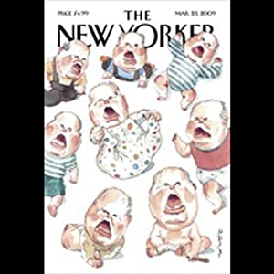 The New Yorker, March 23rd, 2009 (Ron Chernow, Jeffrey Toobin, John McPhee) Periodical