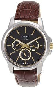 Casio BEM307BL-1A2V Hombres Relojes