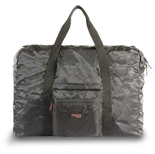 degree by degeler  degree by Degeler Falttasche, Borsone  Unisex adulto nero nero 55 x 40 x 22