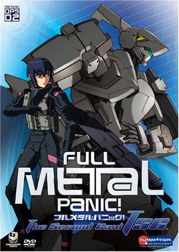 full metal panic the second raid ova download
