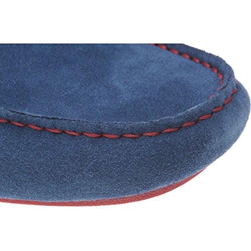 Stringate Maranello Scarpe jeans Suede Herring Uomo PEna87xWw