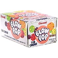 Blow Pops Assorted Popss (Pack of 100) - SET OF 2