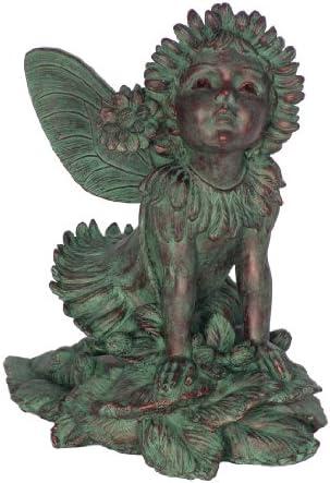 Home Styles Penelope Fairy 96194 Large Statuary Bronze Patina