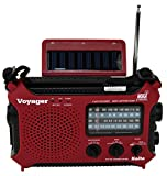 Kaito KA500RED 5-Way Powered Emergency AM/FM/SW