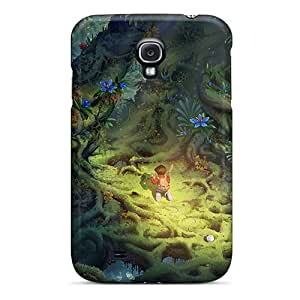 Galaxy S4 Case Cover Skin : Premium High Quality Fantasy Forest Case