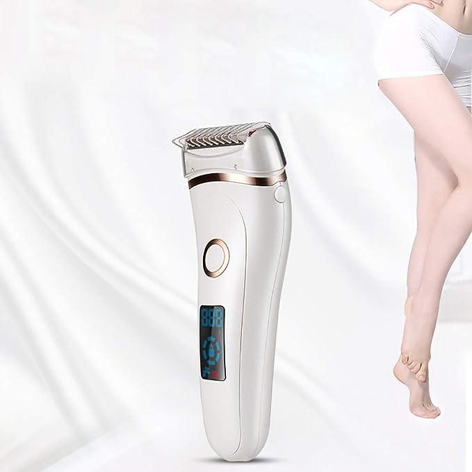 Lady Shaver - Afeitadora eléctrica inalámbrica con depilador ...