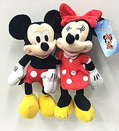 Mouse Disney Doll Mickey (Disney Mickey and Minnie Mouse 9