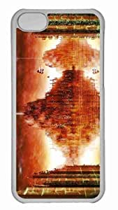 Customized iPhone 6 PC Transparent Case - Waterworld City Personalized Cover