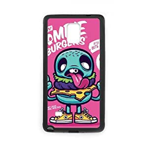 Winfors Zombie Phone Case For Samsung Galaxy note 4 [Pattern-4]
