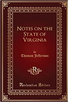 Notes on the State of Virginia
