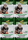 4 (Four) Packs - 2008 Score Football Hobby Packs (7 Cards per Pack) - Possible Matt Ryan, Matt Forte, Chris Johnson, Joe Flacco, DeSean Jackson, Darren McFadden, and/or Felix Jones Rookie