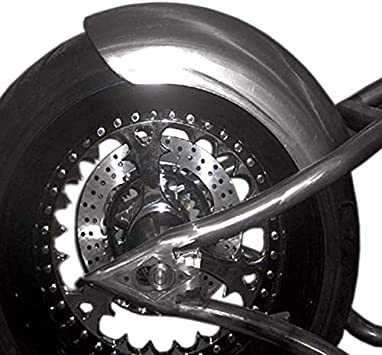 240mm Tire 10.5 Inch SHOTGUN REAR CHOPPER BOBBER CUSTOM MOTORCYCLE FENDER