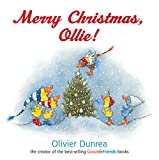 Merry Christmas, Ollie board book