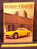 1958 58 August ROAD and TRACK Magazine, Volume 9 Number # 12 (Features: Road Test On Austin Healey Sprite, Borgward TS Isabella Coupe, & Lincoln Continental Mark III)