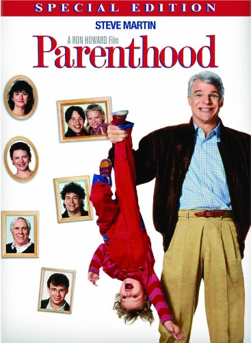 DVD : Parenthood (Special Edition, Widescreen, Slipsleeve Packaging, , Dubbed)