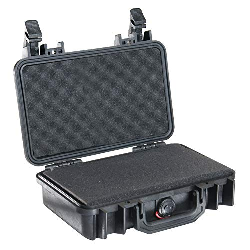 - Pelican 1170 Case With Foam (Black)