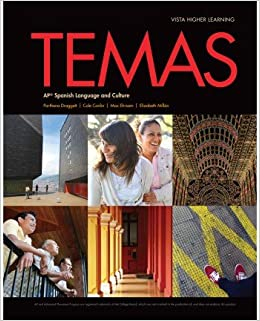 Temas student edition w supersite code ap spanish language temas student edition w supersite code ap spanish language student edition w supersite code bundle including both books and 2 access codes vhl fandeluxe Image collections