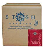 Stash Tea Pomegranate Raspberry Green Tea Bags, 100-Count Box