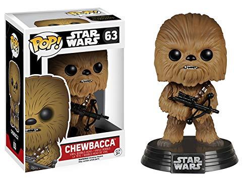 Frog Star Wars VII   Chewbacca, Brown  20 inch
