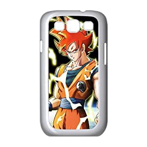 Goku Dragon Ball Z Battle Of Gods Anime Samsung Galaxy S3 9 Cell Phone Case White PhoneAccessory LSX_819404