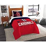 The Northwest Company St. Louis Cardinals Twin Comforter Set
