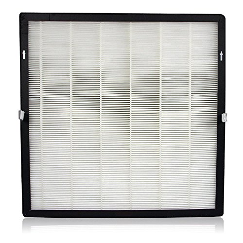 "Advanced Pure Air Newport 'Ultra' Replacement Hepa/Carbon Filter| Home Air Purifier Replacement Filter 14"" x14""x 2"""