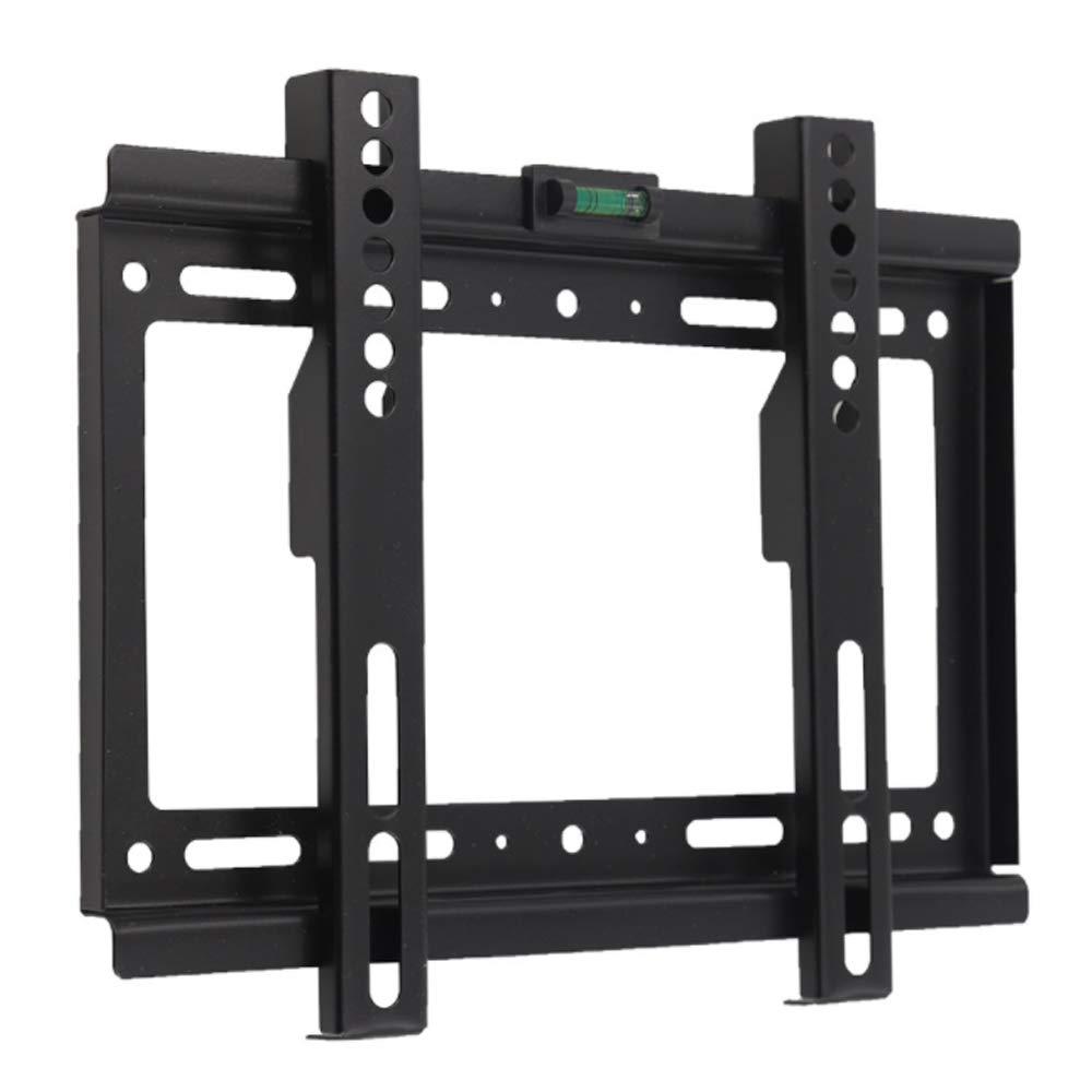 ZTXY 15~42インチ 汎用テレビ壁掛けブラケット スリムデザイン LED LCD 3D 曲面プラズマ フラット画面テレビ用 超強力 25kg 耐荷重 B07PDQLBTH