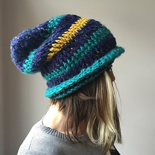 Amazon.com  Bohemian Slouchy Hat  bad46255c89