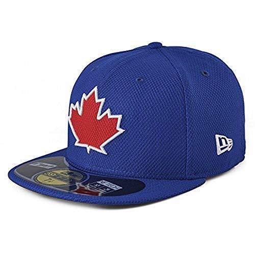 New Era Cap Co. Inc. Toronto Blue Jays 11422810, Blue, 7.25 (Jays Toronto Blue Caps)