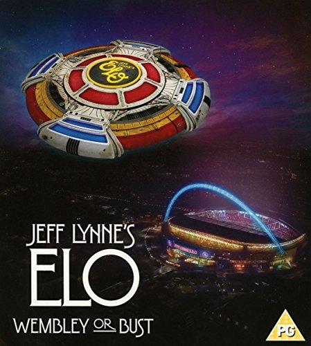 Price comparison product image Jeff Lynne's ELO - Wembley or Bust (2 CD/1 Blu-Ray)