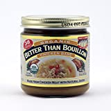 Better Than Bouillon Organic Chicken , Beef and Vegetable Base 8 fl oz, 3 Vareity Pack