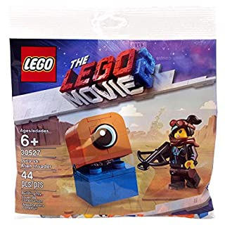 LEGO The Movie 2 Lucy vs. Alien Invader polybag (30527)