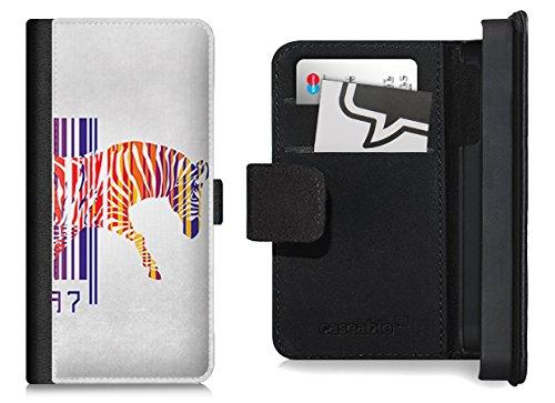 Design Flip Case für das iPhone 6 Plus - ''EAN Zebra'' von Mark Ashkenazi