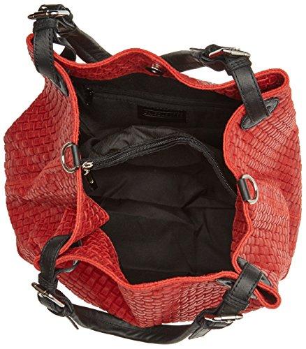 Body Rosso Chicca Red Borse Cross Bag 80047 Women��s 00TRxI6