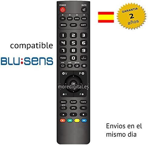 Mando a distancia Especifico para Television Tv blusens Modelo 2 ...