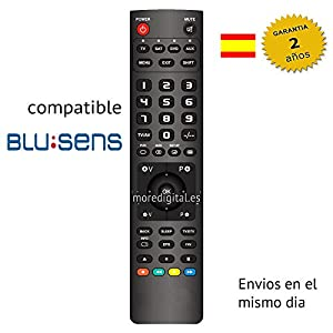Mando a distancia Especifico para Television Tv blusens Modelo 2 - Reemplazo 14