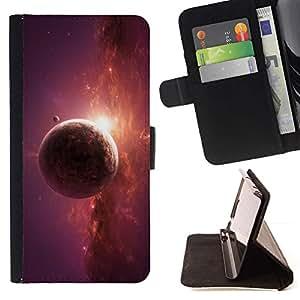 Momo Phone Case / Flip Funda de Cuero Case Cover - RESUMEN DEL PLANETA - Huawei Ascend P8 Lite (Not for Normal P8)