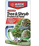 Bayer Advanced 701810m Concentrate Tree And Shrub Protect With Feed, 32 Oz