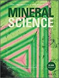 The Manual Of Mineral Science With Cd-Rom 23Ed (Pb 2017)
