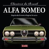 capa de Clássicos do Brasil. Alfa Romeo