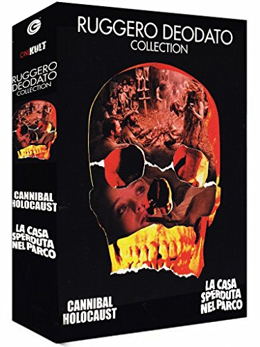 Ruggero Deodato Collection - 2-Disc Box Set ( Cannibal Holocaust / House on the Edge of the Park (La casa sperduta nel parco) ) [ NON-USA FORMAT, Blu-Ray, Reg.B Import - Italy ]
