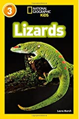 Lizards: Level 3 (National Geographic Readers) Paperback